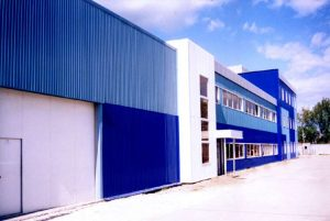 Строительство производственных зданий из СИП-панелей