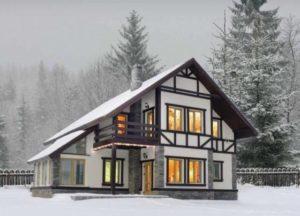 Как правильно утеплить СИП-дом