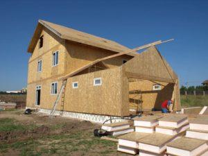 экологичность СИП-домов