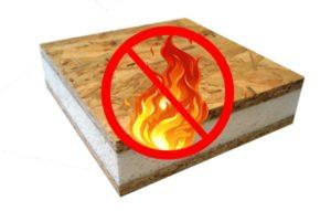 огнеустойчивость СИП-панелей